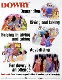 dowry demanding…