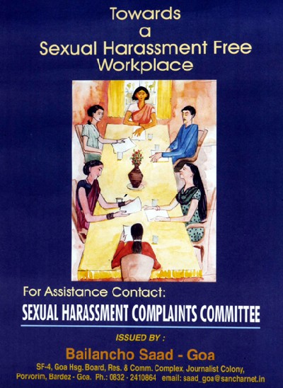 towards a sexual harassment free workplace-2