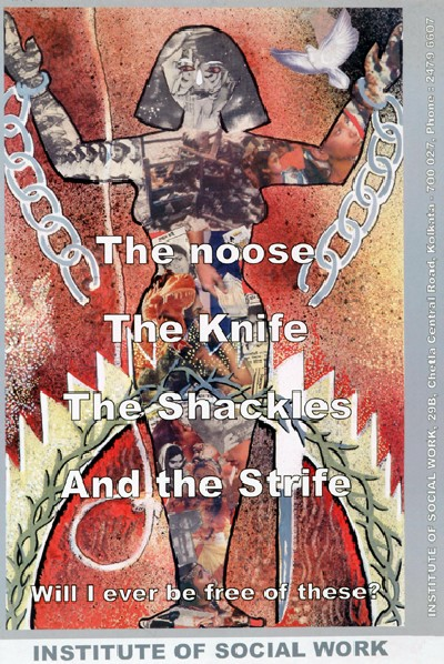 the noose, the knife