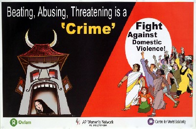 beating, abusing, threatening is…