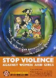 stop violence against women…