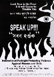 speak up!