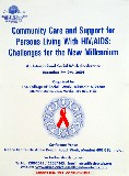 community care and support for persons living with HIV/AIDS