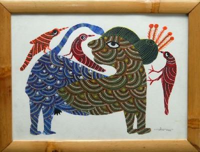 Gau-Lakshmi: The Provider