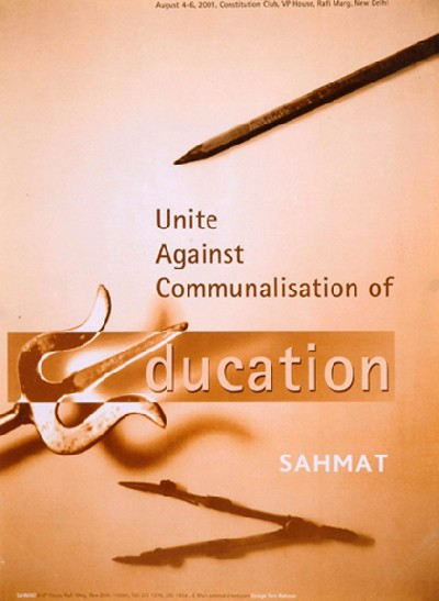 unite against communalisation of…