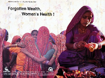 forgotten wealth, women's health!