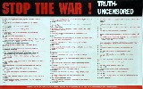 stop the war – truth uncensored