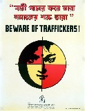 beware of traffickers!